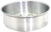 viscio Trading 166375 Springform Cake, Aluminium, Grey