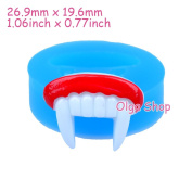 J271 Silicone Fimo Mould Mould Halloween Vampire