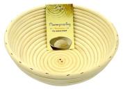 Masterproofing Round Banneton Proofing Basket, 20cm L