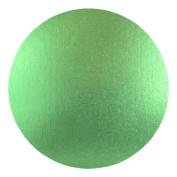 Round 30cm Pale Green Drum Cake Board