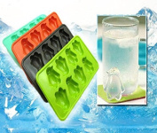 Oxforder Penguin Mould SilicThete Mould Ice Tools ChocolThete Ice Mould Random Diy home