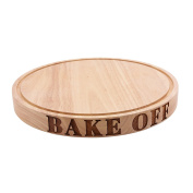 CGB Giftware Loft Bake Off Carved Cake Board (One Size)