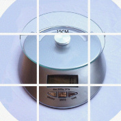 GWDZX Kitchen Electronic Scales High Precision 5kg / 1g Baking Scales Food Scales Plastic Measuring Scales,OneColor-5kg/1g