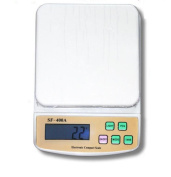 ZWZT Mini Electronic Kitchen Scale Baking Scales Medicine Food Electronic Platform Scales Called 5kg