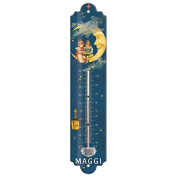 """Editions Clouet """"57123 – THERMOMETER 30x8 cm Maggi Moon"""""""