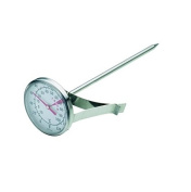 Kitchen Milk Frothing Stainless Steel Thermometer by DURSHANI