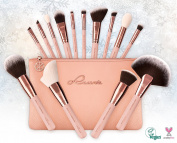 Make Up Make Up Brush Set With Bag