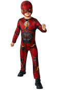 Rubie's Official DC Justice League The Flash, Children Costume - Medium Age 5-6 Years, Height 116 cm