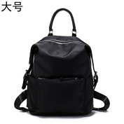 All-match Korean tide canvas college male fashion Backpack Bag