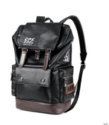 Individual Korean men's fashion all-match backpack Backpack