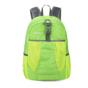 GXYLLDS Lightweight School Bag Nylon Leisure Backpack For Youth Teenager Girls And Boys Casual Daypack Shoulder Student Bag,Green-OneSize