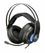 Trust Gaming GXT 383 Dion 7.1 Gaming Headset for PC, Laptop, PS4 and Xbox One - Black