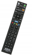 allimity Universal Replace Remote Control fit for Sony TV RM-963 RM-969 RM-972 RM-991 RM-992 RM-993 RM-EA002 RM-EA006 RM-ED007 RM-ED009 RM- ED011 RM-ED011W RM-ED012 RM-ED013 RM-ED014
