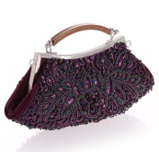 Beaded Package Beaded Craft Package Handbags Evening Bag