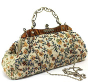 Gift Classic Beads Embroidery Package Craft Package Handbag Retro Shanghai Classical Bags