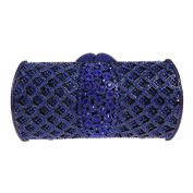 Bonjanvye Shining Rhinestone Evening Clutch Bags for Womens
