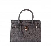 Splendeur d'Art® Women's Cross-Body Bag Grey grey