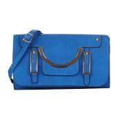 moonbow Women's Cross-Body Bag Blue blue