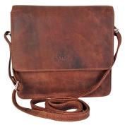 Rowallan Small Oil Tan Leather Crossbody Handbag Bag 319635