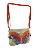 Laurel Burch Flutterbye Small Butterfly Cross Body Bag