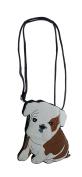 Sleepyville Critters Bulldog Puppy Cross Body Purse