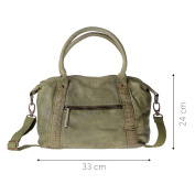 DuDu Women's Shoulder Bag Green green One Size