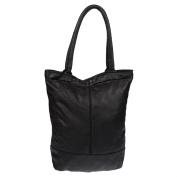 Christian Wippermann® Women's Shoulder Bag Black black 33x36x8 cm