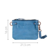 DuDu Women's Shoulder Bag Blue blue One Size
