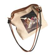 Shoulder Bags WINWINTOM Retro Female Simple Bag Crossbody Shoulder Bag Handbag