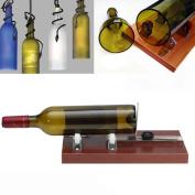 MASUNN Glass Beer Wine Bottle Jar Cutter Scoring Machine Cutting Tool Kit DIY Crafting
