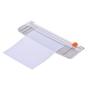 Aibecy Portable A4 Paper Trimmer Cutters Guillotine for Paper Labels Photo Cutting