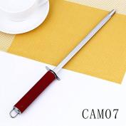 YPS Stainless steel kitchen tool Sharpener household kitchen knife sharpening stone 294*36.7 diameter 8.6mm
