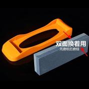 YPS Kitchen household kitchen knife sharpening stones versatile two-sided stone scissors Sharpener quickly slip oil