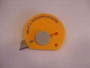 Olfa Touch Knife - Mini pocket sized knife Cutter - Yellow