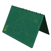 Foldable Cutting Mat A1 Self Healing Imperial 80cm x 60cm – Green