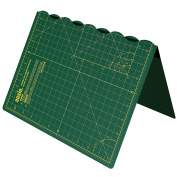 Foldable Cutting Mat A3 Self Healing Imperial 41cm x 25cm – Green