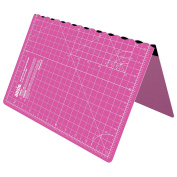 Foldable Cutting Mat A3 Self Healing Imperial 41cm x 25cm – Pink
