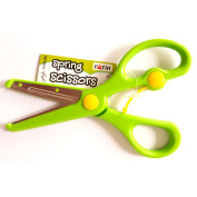 Spring-Loaded Children's Scissors. Great quality
