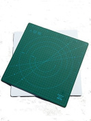 DAFA 360° Rotating Self Healing Cutting Mat 30cm x 30cm Similar to OLFA