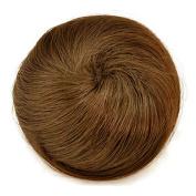 1Pc Women's Synthetic Fibre Hairpiece Hair Extension False Fake Hair Bun Wig