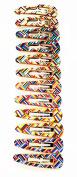 12 Hairpins Hair (Clip) Metal Multicolor Design psicoldelico