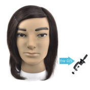 Professional hairdressing dolls head Female Mannequin Hairdressing Styling Training Head Nice Mannequin Head