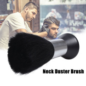 ewinever(R) Soft Bristle Neck Hair Duster Brush Haircut Cosmetic Tool for Barber Salon Stylist