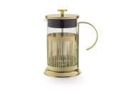 Leopold Vienna Coffee Maker Brass, Gold, 800 ml