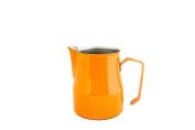 Dritan Alsela Professional Orange Milk Jug, 500 ml