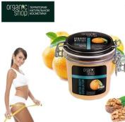 """Organic Shop DETOX BODY EXFOLIATOR """"Organic Mandarin & Carapa"""""""