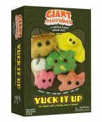 GIANTmicrobes Yuck It Up Themed Gift Box
