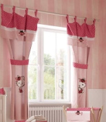 Baby Bedding Design Hello Kitty 2 Curtains