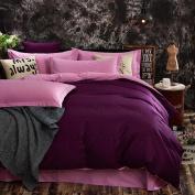 solid colour simple larry plain cotton denim cotton bedding linen quilt , 006 , 1.8m