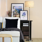 Adjustable Metal floor lamp, Bedroom bedside lamp Living room lights Modern simplicity Nordic Foot switch Elegant